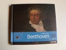 BEETHOVEN : Concertos pour piano 1 & 5  - CD LIVRE LE FIGARO COLLECTIONS N° 39