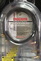New Mogami Platinum Guitar 6 RR 6Ft  Guitar Instrument Cable - Lifetime Warranty