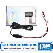 ANTENA  PARA RADIO DIGITAL DAB+ CONECTOR MCX INCLUYE ADHESIVO PARA CRISTAL