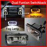 15-19 Ford F150 LED Fog Lamp with Turn Signal Indicator