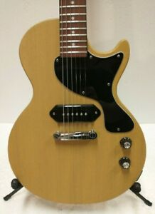 Epiphone by Gibson LES PAUL JUNIOR TV Yellow P-90 Special Jr  *LOOK AT THIS ONE!