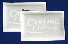 Lextra Sporting ID 2005 League Cup Final Player Armpatches Chelsea V Liverpool