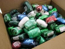 New Listing87 Rolls Warm Wishes Festive Curling Ribbon Gift Wrapping Green Blue White Red