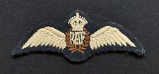 WW2 RAF Royal Air Force Pilots Wings x 100% Original Badge