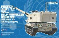 Meng Model 1/35 French AUF1 TA 155MM Self-Propelled Howitzer #TS-024 #024