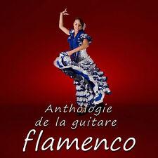 CD Anthologie de la guitare flamenco /Román El Granaïno