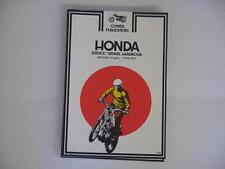 Clymer Service Repair Manual 1970-72 Honda 100 - 250 cc