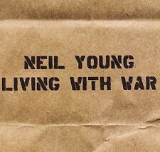 Living with War by Neil Young (CD, May-2006, Reprise) (PROMO)