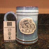 Iron Bean Coffee Company Mug Yuletide 2020 Stein 258/300 Sunset Hill Stoneware