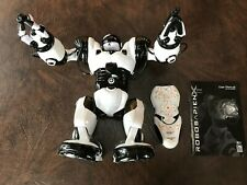 WowWee ROBOSAPIEN X Robot with  Remote Control & Manual  Works Great!