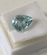 Aquamarine Pear Cut 3.00ct Beautiful Stone!!!