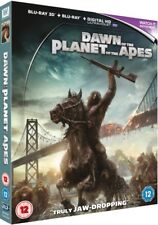 Planet Of The Apes - Dawn Of The Planet Of The Apes 3D Blu-Ray New Blu-Ray (5738