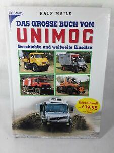 Das grosse buch vom Unimog  Livre en allemand sur le mercedes Benz Unimog  book
