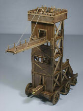 Scale 1/72 wood model kit the ancient chariots wood Siege Engines model kit