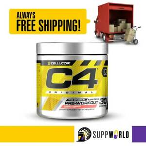 C4 iD Pre-Workout by Cellucor - Original Explosive Pre | Free Shipping