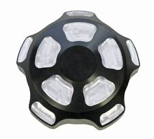 Modquad Black Billet Pockets Aluminum Gas Cap Polaris RZR XP XP4 900 1000