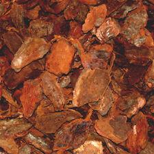 Pinienmulch Rinde Borke Dekor Mulch Pinie Spanische Kiefer Deko 40-60mm 70l Sack
