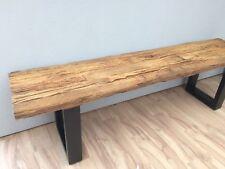 Holzbank industrie design  Sitzbänke und Hocker aus Holz und Metall günstig kaufen | eBay