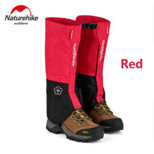 Outdoor Hiking Hunting Snow Snake Waterproof Boots High Legging Gaiters Women
