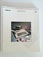 Apple IIe Original Owners Manual