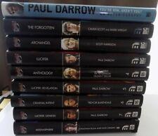 More details for blake's 7 eight novels & darrow autobiography big finish set anthology etc new