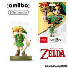 GENUINE Nintendo Switch amiibo THE LEGEND OF ZELDA Link Majora's Mask NFC Figure