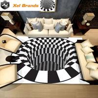 3D lujo moderno. Alfombra/alfombra Antideslizante