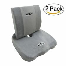 Pillow Memory Seat Lumbar Relief Foam Orthoped Cushion Coccyx Pain Back Support