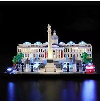 New Light Kit for Lego Trafalgar Square 21045