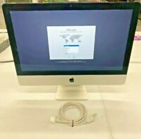 Apple iMac 21.5 inch Desktop - MF883LL/A (June, 2014)