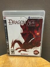 Dragon Age: Origins (Sony PlayStation 3, 2009)
