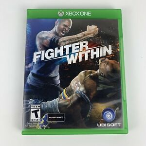 Fighter Within (Microsoft Xbox One, 2013) Kinect Fighting Game