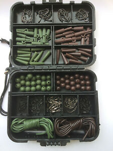 TACKLE  COLLECTION QUALITY END TACKLE CARP HOOKS SWIVELS MAGGOT CLIPS HAIR RIGS