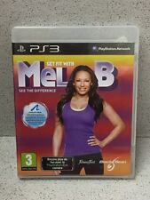 GET FIT WITH MELB JEUX PS3 AVEC NOTICE PLAYSTATION