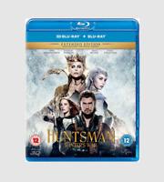 The Huntsman - Winter's War Blu-ray [3D + 2D Edition, Region Free] Fantasy Movie