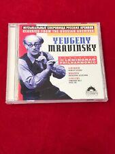 Yevgeny Mravinsky Conducts the Leningrad Philharmonic CD Scriabin