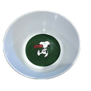 NEW Pottery Barn Kids Peanuts Snoopy Bowl  DOG DISH?