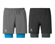 Odlo Shorts Canon, Men's Running Trousers with integrated Tights