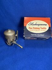 Shakespeare  No 1773 Wondercast Spincast Fishing Reel Model EJ With Box