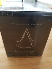 Ps3 Assassins Creed Brotherhood Collectors Edition Harlequin In A Box New