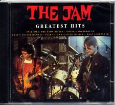 CD - THE JAM - Greatest Hits
