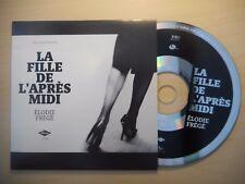 ELODIE FREGE : LA FILLE DE L'APRES MIDI *RARE* [ CD SINGLE PROMO ]