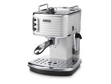 DeLonghi ECZ 351 Scultura Espresso Coffee Machine - White