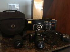 Nikon D60 AF-S DX Camera with AF-S DX Nikkor 18-55mm f/3.5-5.6G VR