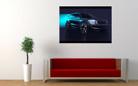 "2016 SKODA VISIONS CONCEPT NEW LARGE ART PRINT POSTER PICTURE WALL 33.1""x23.4"""