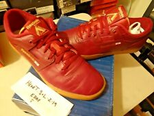 Reebok X Palace Skateboards Workout Low Clean RED GOLD M41596 SZ 13
