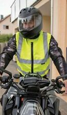 Motorcycle hi viz vest, be seen, printing available, whatever you need