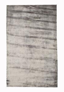 "5X8 Silk Modern Handmade Area Rug Contemporary Carpet (5' x 8'1"")"