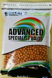 Mistral Belachan Shrimp Carp Bait Package 5kg 15mm Boilies Pop Ups Wafters Glug
