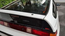 88-91 Honda CRX SI Rear Wiper Plug Cover hatch grommet blank delete cap trim ef8